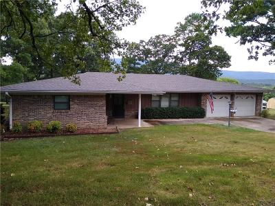 Poteau Single Family Home For Sale: 100 Royal Oak Drive