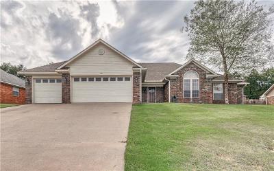 Van Buren Single Family Home For Sale: 1507 Saratoga Drive
