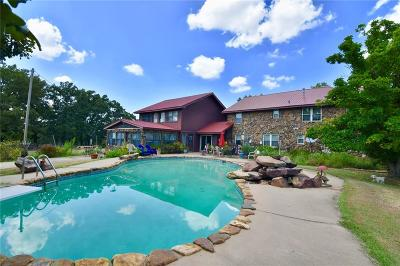 Arkoma OK Single Family Home For Sale: $425,000