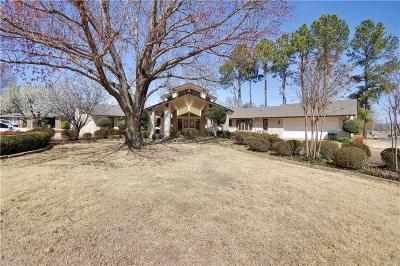 Sallisaw Single Family Home For Sale: 1603 Fryar Drive