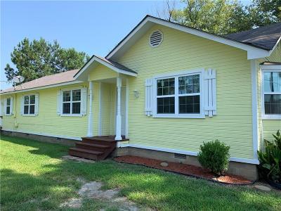 Van Buren Single Family Home For Sale: 708 Pleasant Valley Road