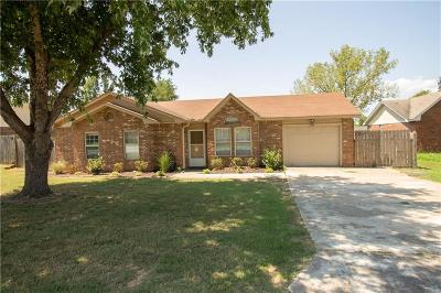 Van Buren Single Family Home For Sale: 2209 Pebble Circle