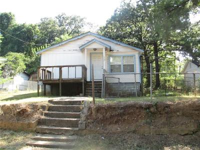 Van Buren Single Family Home For Sale: 302 Lafayette Street