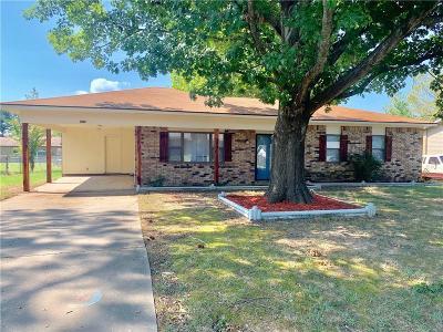 Lavaca AR Single Family Home For Sale: $99,900