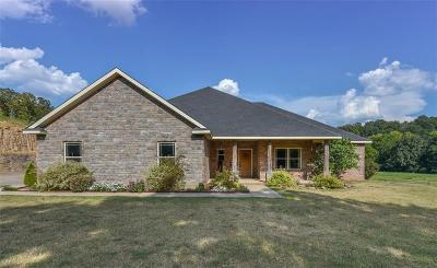 Muldrow Single Family Home For Sale: 109651 4720 Road