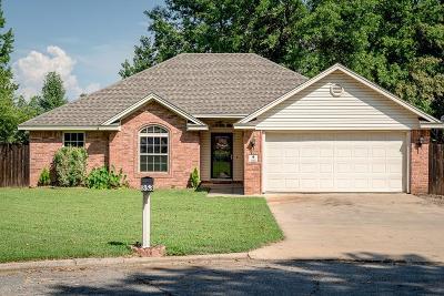 Alma Single Family Home For Sale: 353 Meadors Drive