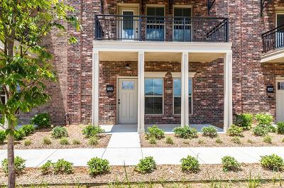 Fort Smith Condo/Townhouse For Sale: 9207 R. A. Young Drive