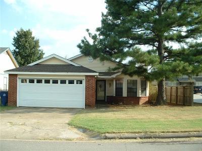 Fort Smith Single Family Home For Sale: 6628 Sunchase Lane