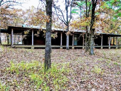 Heavener Single Family Home For Sale: 29686 427th Street