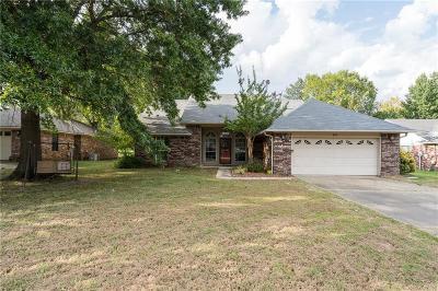 Lavaca AR Single Family Home For Sale: $145,000