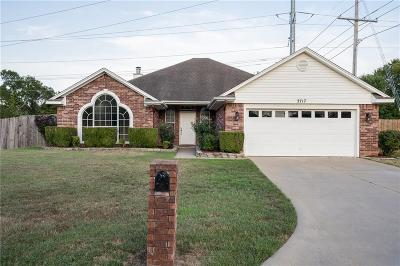 Fort Smith Single Family Home For Sale: 2717 87th Drive