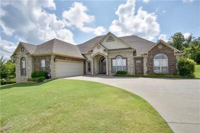 Greenwood AR Single Family Home For Sale: $289,000