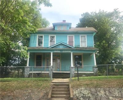 Fort Smith AR Single Family Home For Sale: $28,000