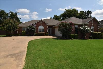 Sallisaw Single Family Home For Sale: 1804 Winterpark Drive