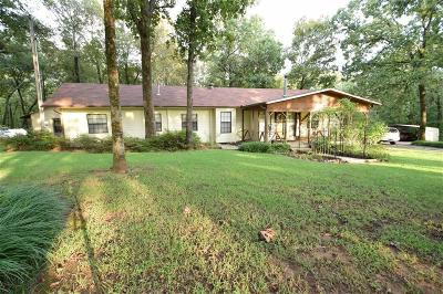 Sallisaw Single Family Home For Sale: 103235 S 4620 Road