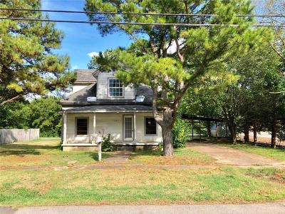 Heavener Single Family Home For Sale: 607 E 1st Street