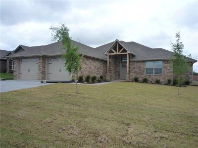 Fort Smith Single Family Home For Sale: 9107 Kayhill Place