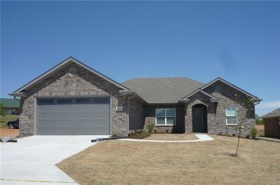 Fort Smith AR Single Family Home For Sale: $256,280