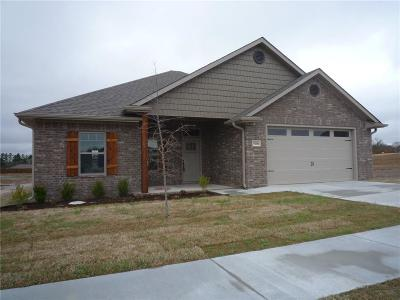 Fort Smith Single Family Home For Sale: 9106 Logwood Lane
