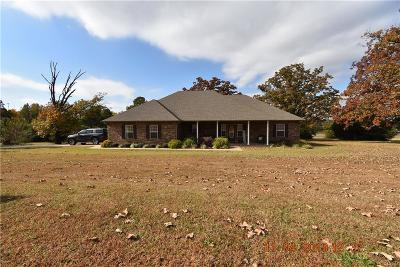 Sallisaw Single Family Home For Sale: 2095 Hillside Circle