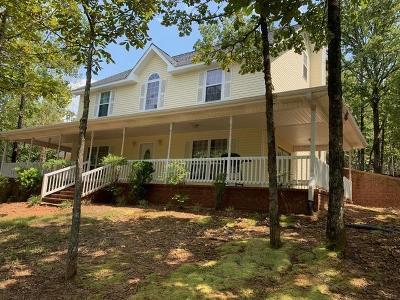 Greenwood Single Family Home For Sale: 1136 Stonebridge Drive