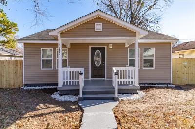 Fort Smith AR Single Family Home For Sale: $84,900