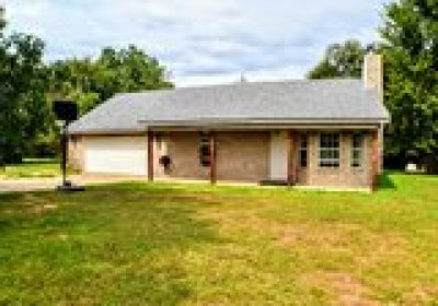 Muldrow Single Family Home For Sale: 475345 1057 Road