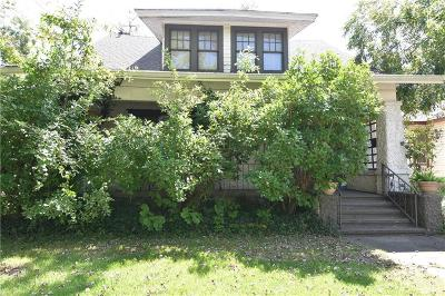 Fort Smith AR Single Family Home For Sale: $100,000