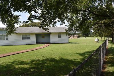 Sallisaw OK Single Family Home For Sale: $179,000