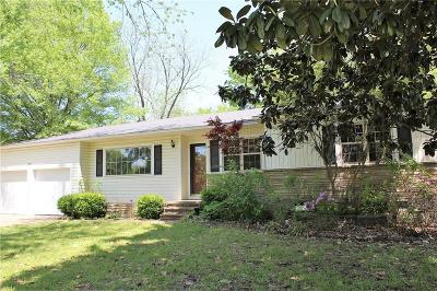 Fort Smith AR Single Family Home For Sale: $116,000