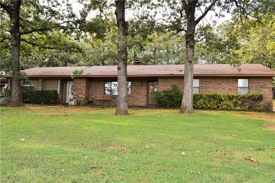 Heavener Single Family Home For Sale: 11604 Lovings Road