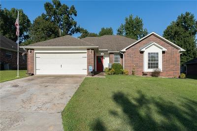 Greenwood AR Single Family Home For Sale: $164,000