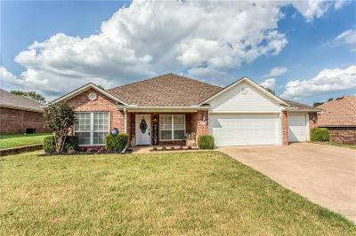 Fort Smith AR Single Family Home For Sale: $160,000