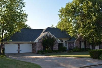 Fort Smith Single Family Home For Sale: 10600 Dundee Court