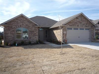 Fort Smith AR Single Family Home For Sale: $243,791