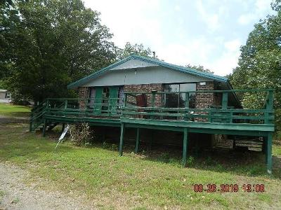 Muldrow Single Family Home For Sale: 106796 S 4806 Road