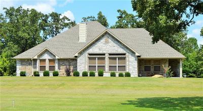 Poteau OK Single Family Home For Sale: $235,000