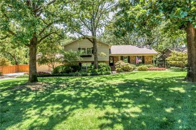 Fort Smith Single Family Home For Sale: 3608 Cliff Drive