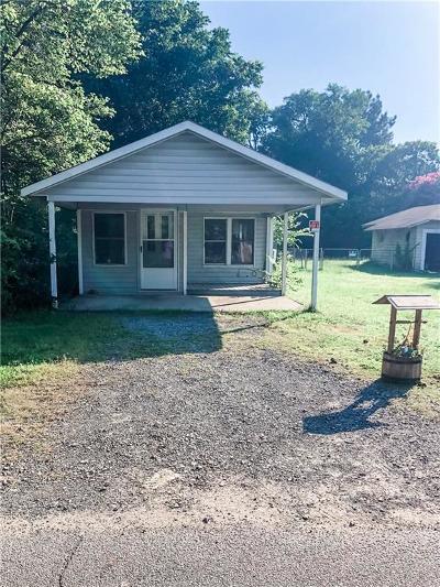 Poteau OK Single Family Home For Sale: $38,000