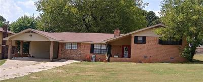 Muldrow Single Family Home For Sale: 612 Suzanne Street