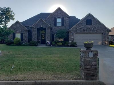 Fort Smith AR Single Family Home For Sale: $252,500