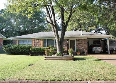 Van Buren Single Family Home For Sale: 2307 Birch Street