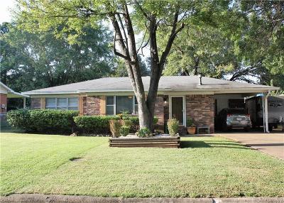 Van Buren AR Single Family Home For Sale: $107,900