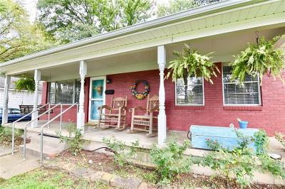 Fort Smith AR Single Family Home For Sale: $129,900