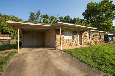 Van Buren AR Single Family Home For Sale: $79,900