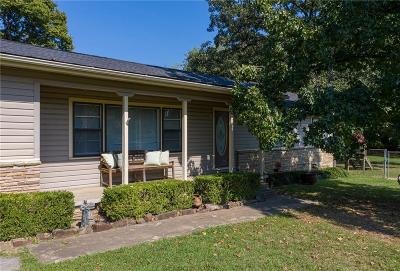 Fort Smith AR Single Family Home For Sale: $166,000