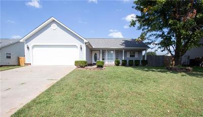 Van Buren AR Single Family Home For Sale: $104,900