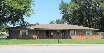Fort Smith Single Family Home For Sale: 8526 Harvard Drive