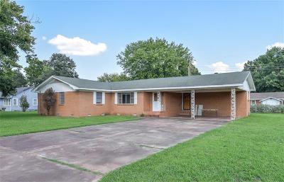 Roland OK Single Family Home For Sale: $95,000