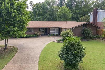 Fort Smith AR Single Family Home For Sale: $174,000